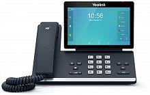 Телефон SIP Yealink SIP-T58A серый (SIP-T58A WITH CAMERA) (упак.:1шт)