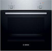 Духовой шкаф Электрический Bosch HBF010BR1R нержавеющая сталь/черный