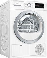 Сушильная машина Bosch WTG86401OE кл.энер.:B макс.загр.:9кг белый