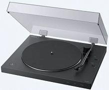 Проигрыватель винила Sony PS-LX310BT частично автоматический черный