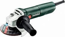 Углошлифовальная машина Metabo W 650-125 650Вт 11000об/мин рез.шпин.:M14 d=125мм