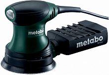 Эксцентриковая шлифовальная машина Metabo FSX 200 Intec 240Вт