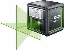 Лазерный нивелир Bosch Quigo Green + MM2