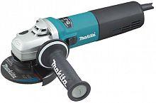 Углошлифовальная машина Makita 9565CR 1400Вт 12000об/мин рез.шпин.:M14 d=125мм