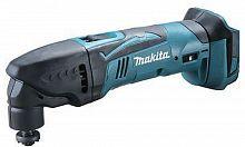 Многофункциональный инструмент Makita DTM50Z синий