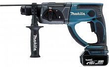 Перфоратор Makita DHR202RF патрон:SDS-plus уд.:1.9Дж аккум. (кейс в комплекте)