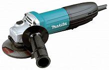 Углошлифовальная машина Makita GA4534 1100об/мин рез.шпин.:M14 d=115мм