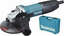 Углошлифовальная машина Makita GA5030K 720Вт 11000об/мин рез.шпин.:M14 d=125мм