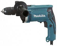 Дрель ударная Makita HP1631 710Вт патрон:быстрозажимной