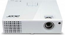 Проектор Acer X1125i DLP 3600Lm (800x600) 20000:1 ресурс лампы:5000часов 2xUSB typeA 2xHDMI 2.6кг