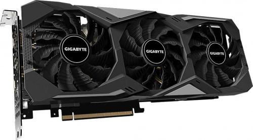 Видеокарта Gigabyte PCI-E GV-N208SGAMING-8GC nVidia GeForce RTX 2080SUPER 8192Mb 256bit GDDR6 1890/15500/HDMIx1/DPx3/Type-Cx1/HDCP Ret фото 4
