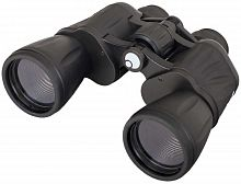 Бинокль Levenhuk 10-10x 50мм Atom 10x50 черный (67682)