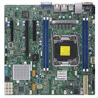 Материнская Плата SuperMicro MBD-X11SRM-F-O Soc-2066 iC422 mATX 4xDDR4 8xSATA3 SATA RAID i210 2хGgbEth Ret