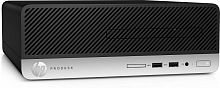 ПК HP ProDesk 400 G6 SFF i5 9500 (3)/8Gb/SSD256Gb/UHDG 630/DVDRW/Windows 10 Professional 64/GbitEth/180W/клавиатура/мышь/черный