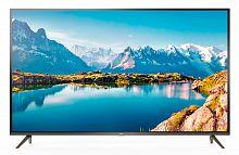 "Телевизор LED TCL 43"" L43P8US стальной/Ultra HD/60Hz/DVB-T2/DVB-C/DVB-S2/USB/WiFi/Smart TV (RUS)"