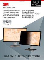 """Экран защиты информации для монитора 3M PF200W9B (7000021449) 20"""" черный"""