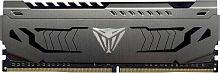 Память DDR4 16Gb 3000MHz Patriot PVS416G300C6 Viper Steel RTL PC4-17000 CL16 DIMM 288-pin 1.35В