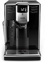 Кофемашина Philips Series 5000 EP5030/10 1850Вт черный/серебристый