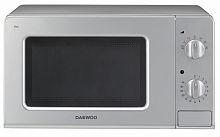 Микроволновая Печь Daewoo KOR-7707S 20л. 700Вт серебристый