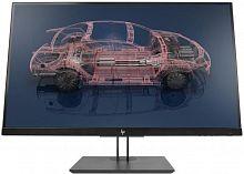 """Монитор HP 27"""" Z27n G2 черный IPS LED 5ms 16:9 DVI HDMI матовая HAS Pivot 1000:1 350cd 178гр/178гр 2560x1440 DisplayPort QHD USB 8кг"""