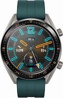 "Смарт-часы Huawei Watch GT Active 46мм 1.4"" AMOLED темно-зеленый (55023852)"