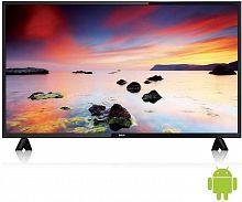 """Телевизор LED BBK 50"""" 50LEX-7143/FTS2C черный/FULL HD/50Hz/DVB-T2/DVB-C/DVB-S2/USB/WiFi/Smart TV (RUS)"""