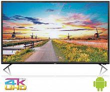 """Телевизор LED BBK 50"""" 50LEX-8127/UTS2C черный/Ultra HD/50Hz/DVB-T/DVB-T2/DVB-C/DVB-S2/USB/WiFi/Smart TV (RUS)"""