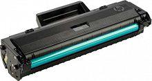 Картридж лазерный HP 106 W1106A черный (1000стр.) для HP Laser 107/MFP 135/137