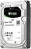 "Жесткий диск Seagate Original SATA-III 4Tb ST4000NM000A Exos 7E8 (7200rpm) 256Mb 3.5"""