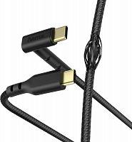 Кабель Hama Stand 187214 USB Type-C (m) USB Type-C (m) 1.5м черный