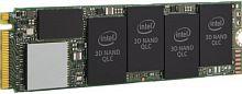 Накопитель SSD Intel PCI-E x4 512Gb SSDPEKNW512G8X1 660P M.2 2280