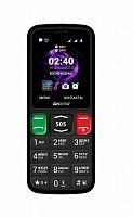 "Мобильный телефон Digma S240 Linx 32Mb черный моноблок 2Sim 2.44"" 240x320 0.08Mpix GSM900/1800 MP3 FM microSD max16Gb"