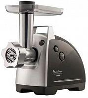 Мясорубка Moulinex ME686832 2200Вт серебристый/серый