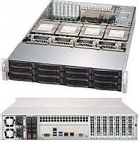 Корпус SuperMicro CSE-829HE1C4-R1K62LPB 2x1600W черный