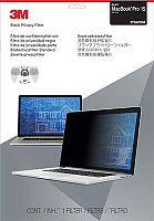 """Экран защиты информации для ноутбука 3M PFNAP008 (7100207902) 15.4"""" черный"""