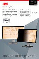 """Экран защиты информации для монитора 3M PF238W9B (7100036576) 23.8"""" черный"""