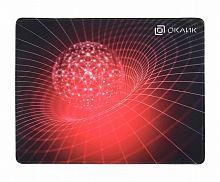 Коврик для мыши Оклик OK-FP0400 красный 400x320x2мм