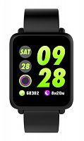 """Смарт-часы Digma Smartline D1 1.3"""" TFT черный (D1B)"""