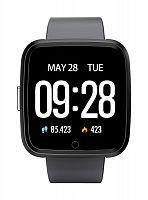 """Смарт-часы Digma Smartline H3 1.3"""" TFT черный (H3B)"""