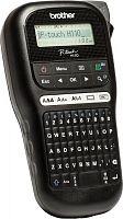 Принтер Brother P-touch PT-H110 переносной черный/белый