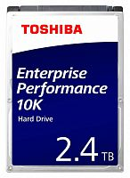 Жесткий диск Toshiba SAS 3.0 2400Gb AL15SEB24EQ (10500rpm) 128Mb 2.5""