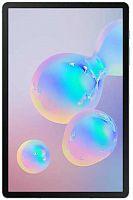 "Планшет Samsung Galaxy Tab S6 SM-T865N (2.8) 8C/RAM6Gb/ROM128Gb 10.5"" Super AMOLED 2560x1600/3G/4G/Android 9.0/голубой/13Mpix/8Mpix/BT/GPS/WiFi/Touch/microSD 1Tb/7040mAh"