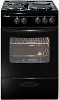 Плита Электрическая Лысьва ЭП 301 МС черный эмаль (без крышки)