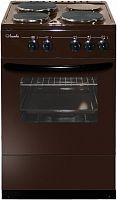 Плита Электрическая Лысьва ЭП 301 М2С коричневый эмаль (без крышки)