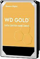 "Жесткий диск WD Original SATA-III 4Tb WD4003FRYZ Gold (7200rpm) 256Mb 3.5"""