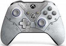 Геймпад Беспроводной Microsoft Gears 5: Кейт Диаз серый для: Xbox One (WL3-00161)