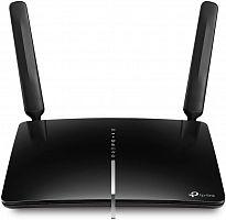 Роутер беспроводной TP-Link Archer MR600 AC1200 10/100/1000BASE-TX/3G/4G/4G+ cat.6 черный