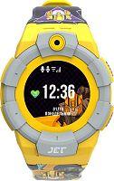 """Смарт-часы Jet Kid Bumblebee 40мм 1.44"""" TFT желтый"""