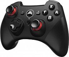 Геймпад Hama H-54692 черный/красный Bluetooth Беспроводной виброотдача