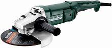 Углошлифовальная машина Metabo W 2200-230 2200Вт 6600об/мин рез.шпин.:M14 d=230мм